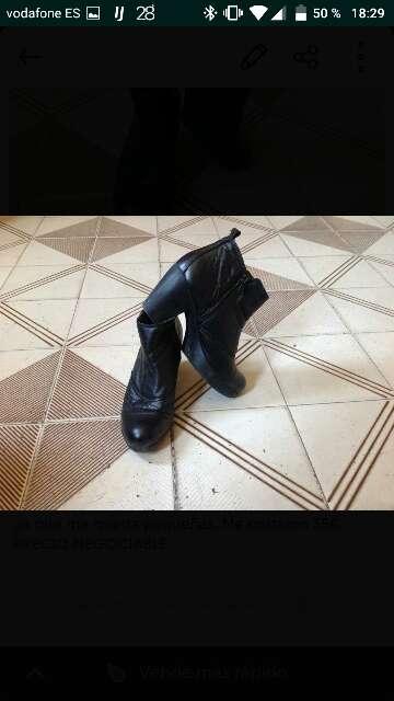 Imagen Botas Negras