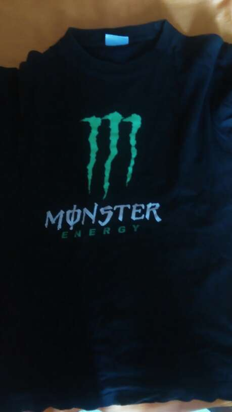 Imagen producto Camiseta Monster 1