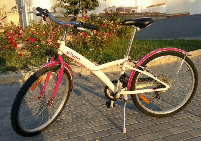 Imagen bicicleta Btwin 24