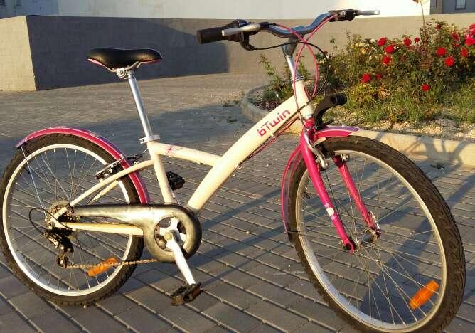 Imagen producto Bicicleta Btwin 24