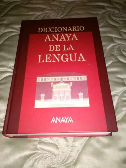 Imagen diccionario castellano