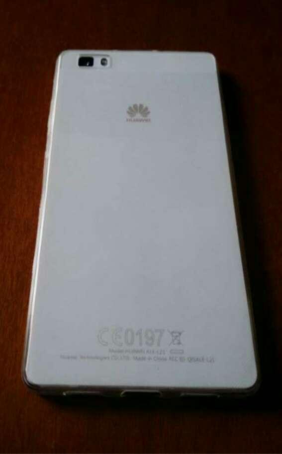 Imagen producto Huawei p8 lite + 2 fundas 2