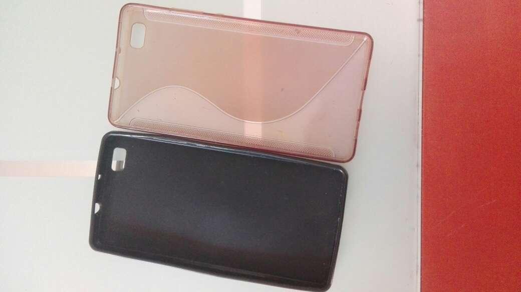Imagen producto Huawei p8 lite + 2 fundas 3