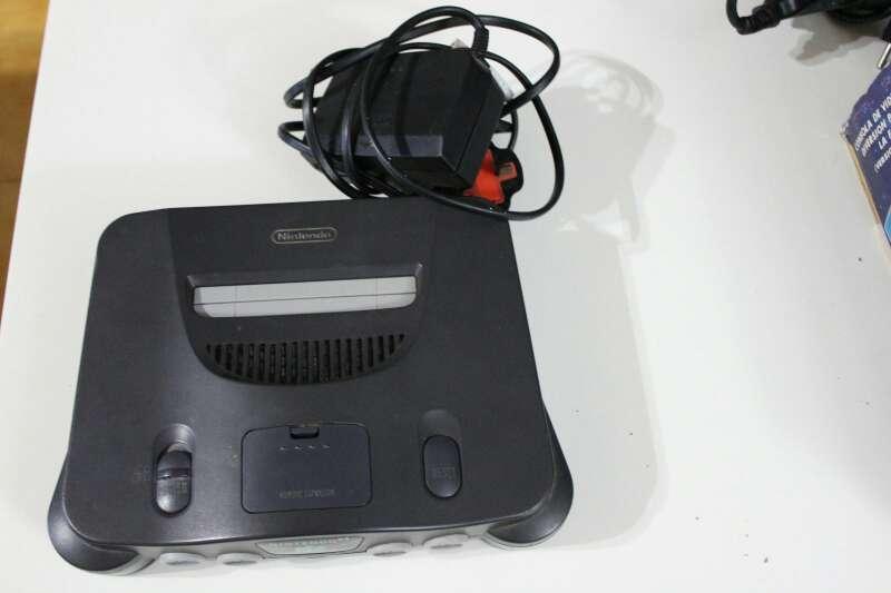 Imagen Nintendo 64 para piezas