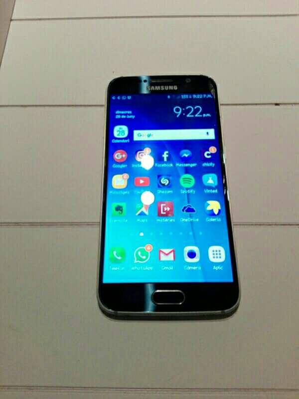 Imagen Móvil Samsung Galaxy S6 32GB