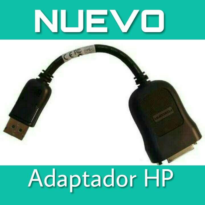 Imagen Nuevo Adaptador HP