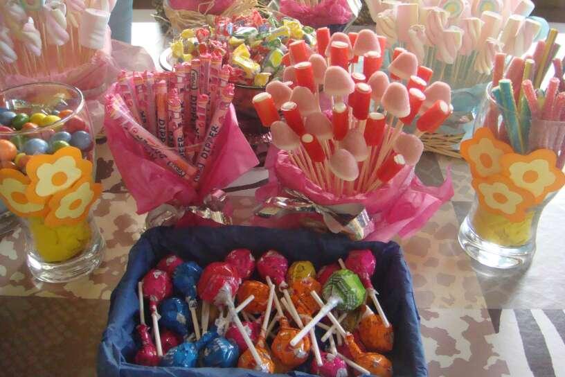 Imagen mesas dulces