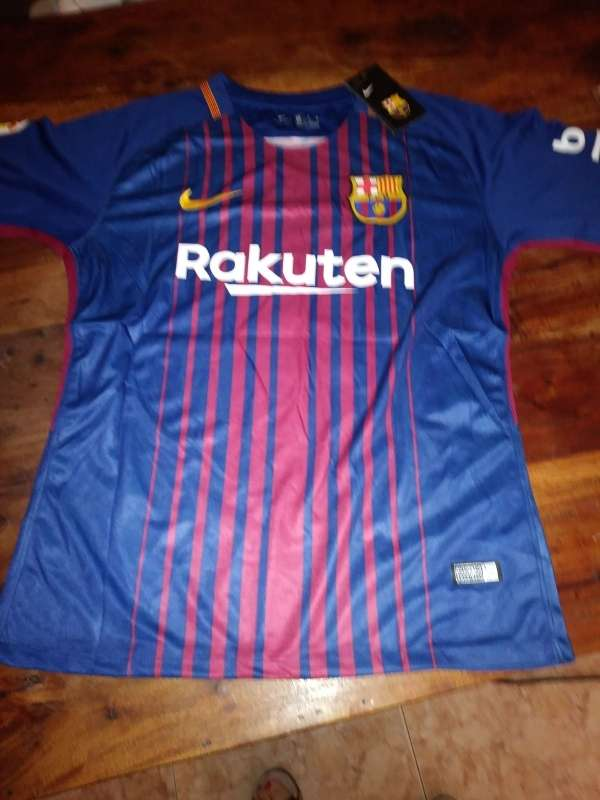 Imagen Camiseta Barcelona 2018
