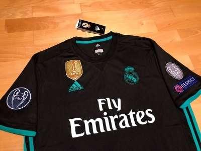 Imagen Camiseta Real Madrid 17 18