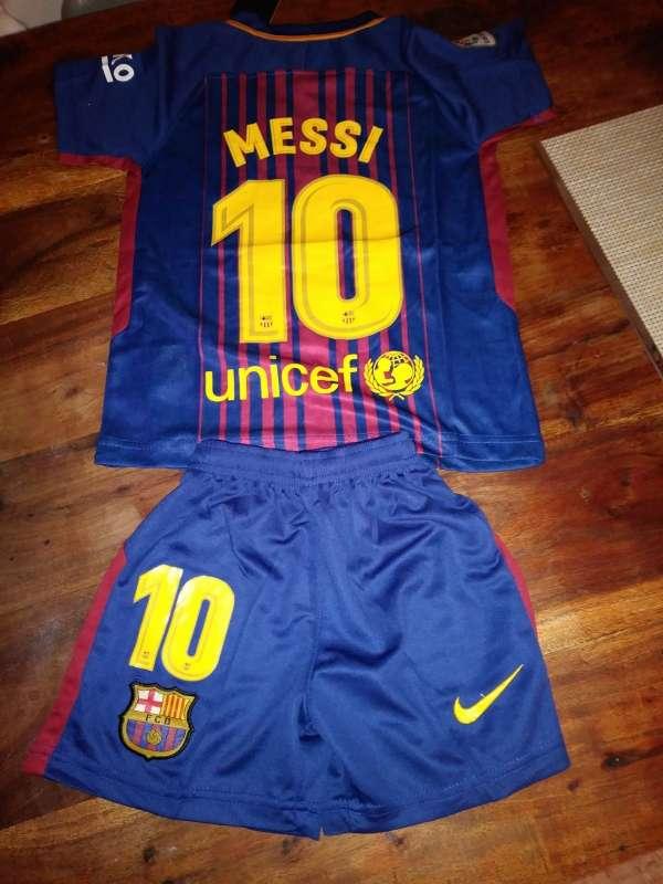 Imagen producto 1r Camiseta barcelona 17 . 18  3