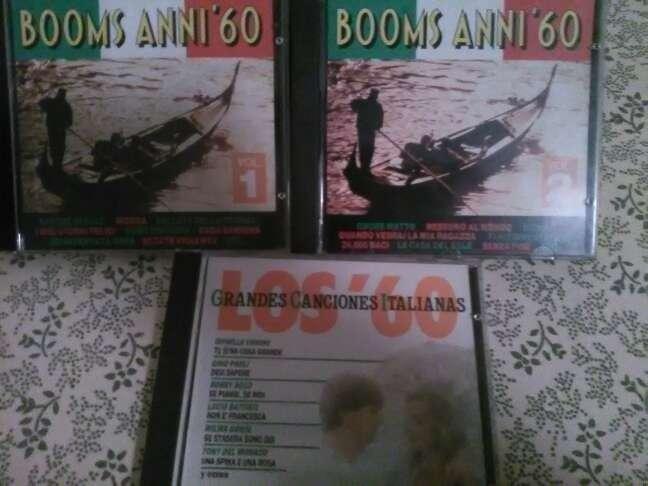 Imagen CDs musica