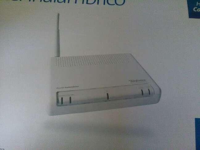 Imagen router inalámbrico
