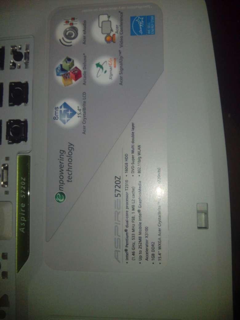 Imagen producto Portatil Acer Aspire 2