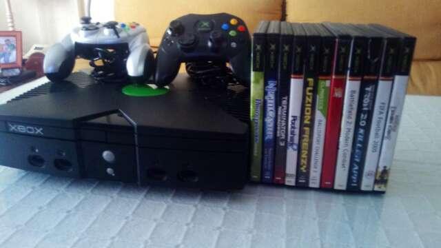 Imagen Xbox y 80 juegos