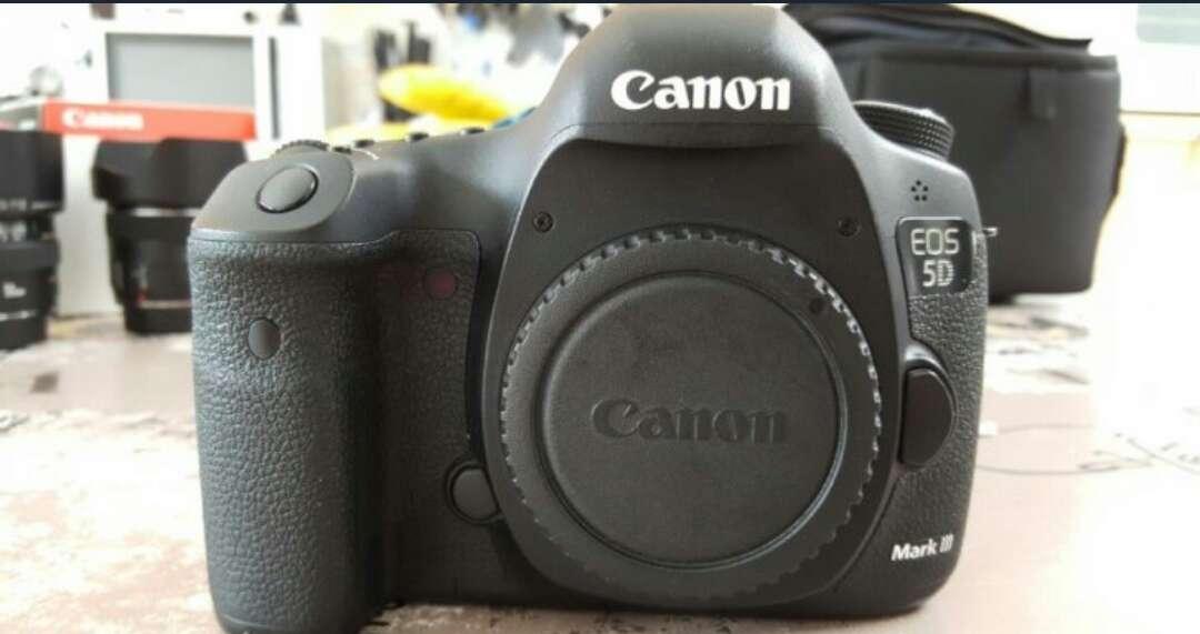 Imagen Canon 5D mark III
