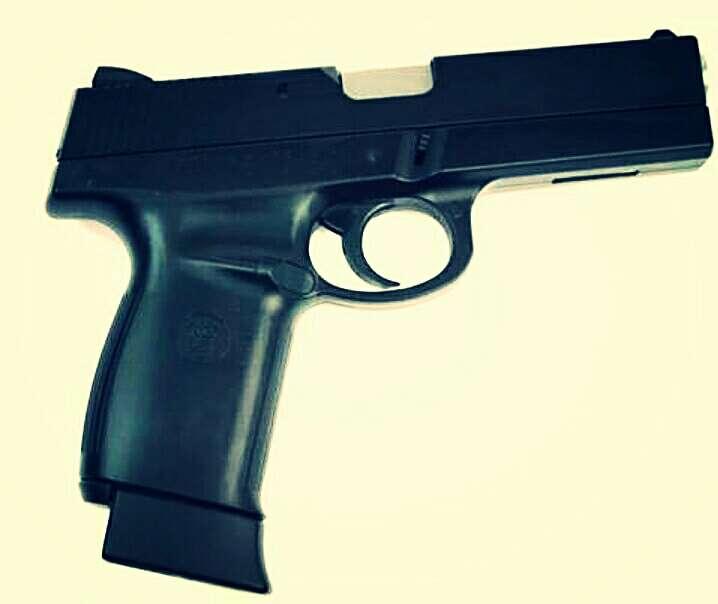 Imagen Pistola sigma 40f airsoft