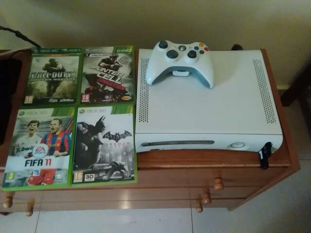 Imagen Xbox 360 la primera