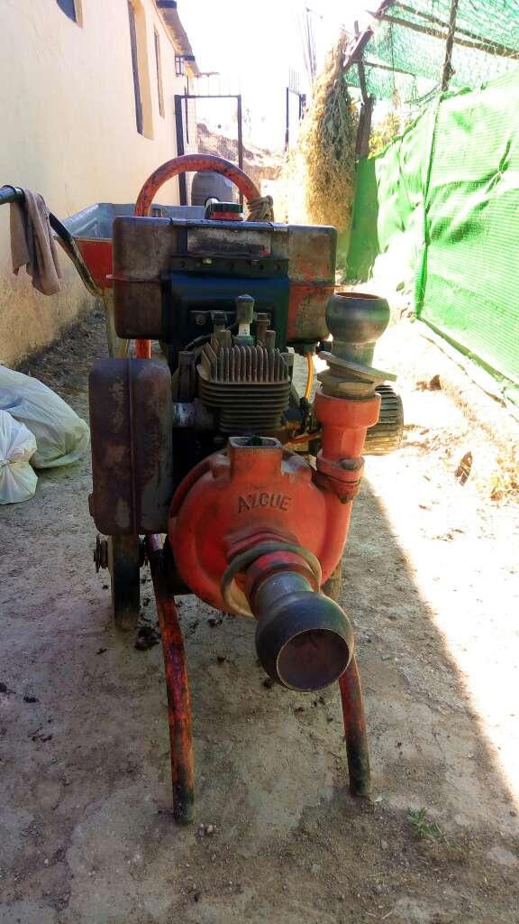 Imagen se vende motor de agua de presión