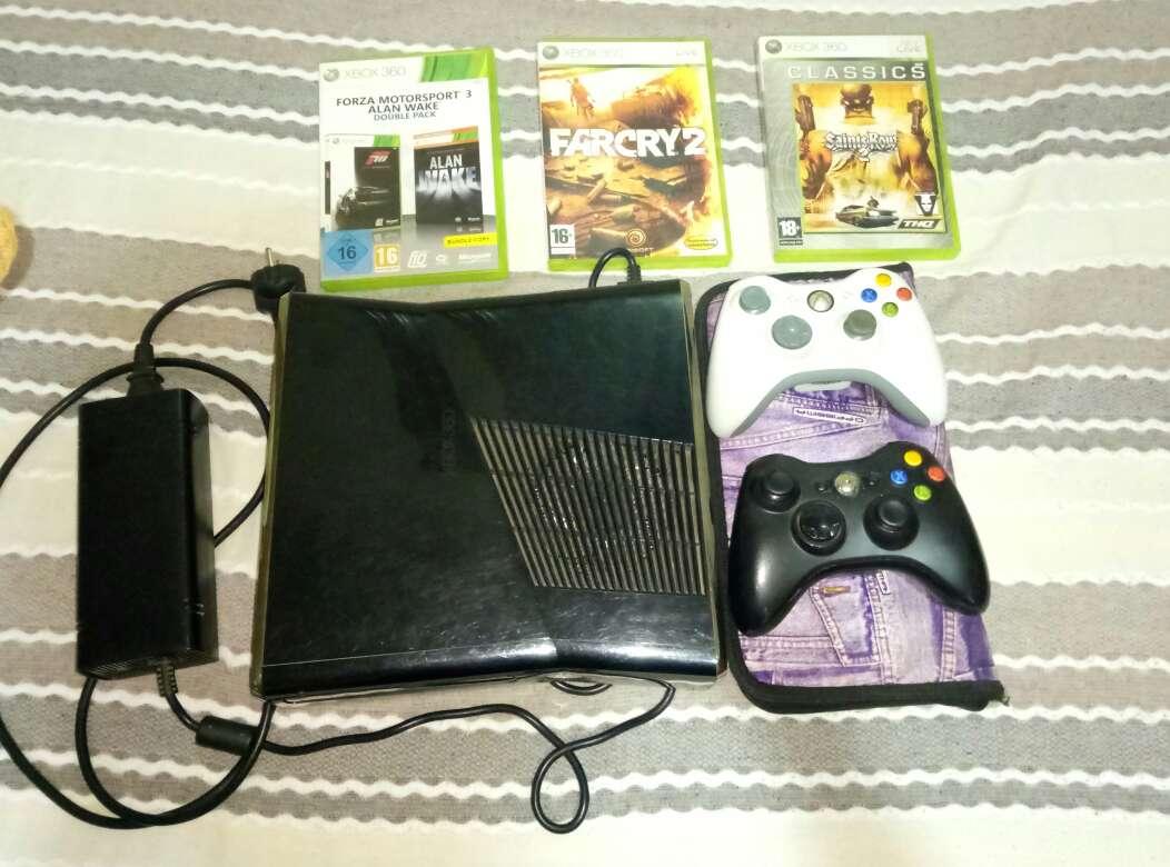 Imagen producto Xbox 360 S 250Gb 2