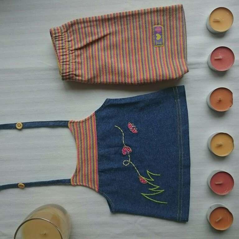 Imagen producto Conjunto Top Short Bebés  3