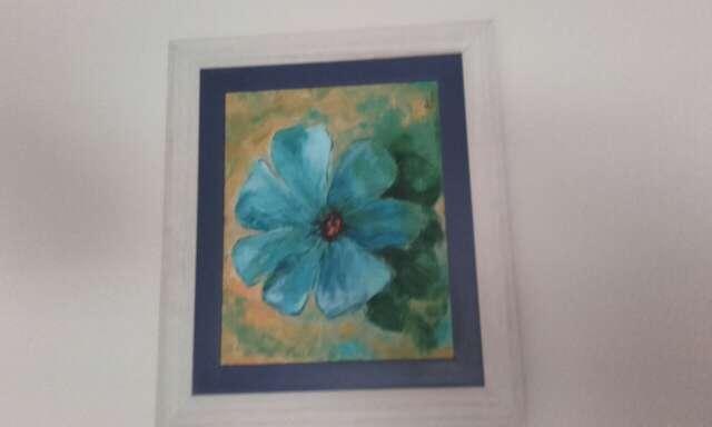 Imagen producto Cuadros de flores 3