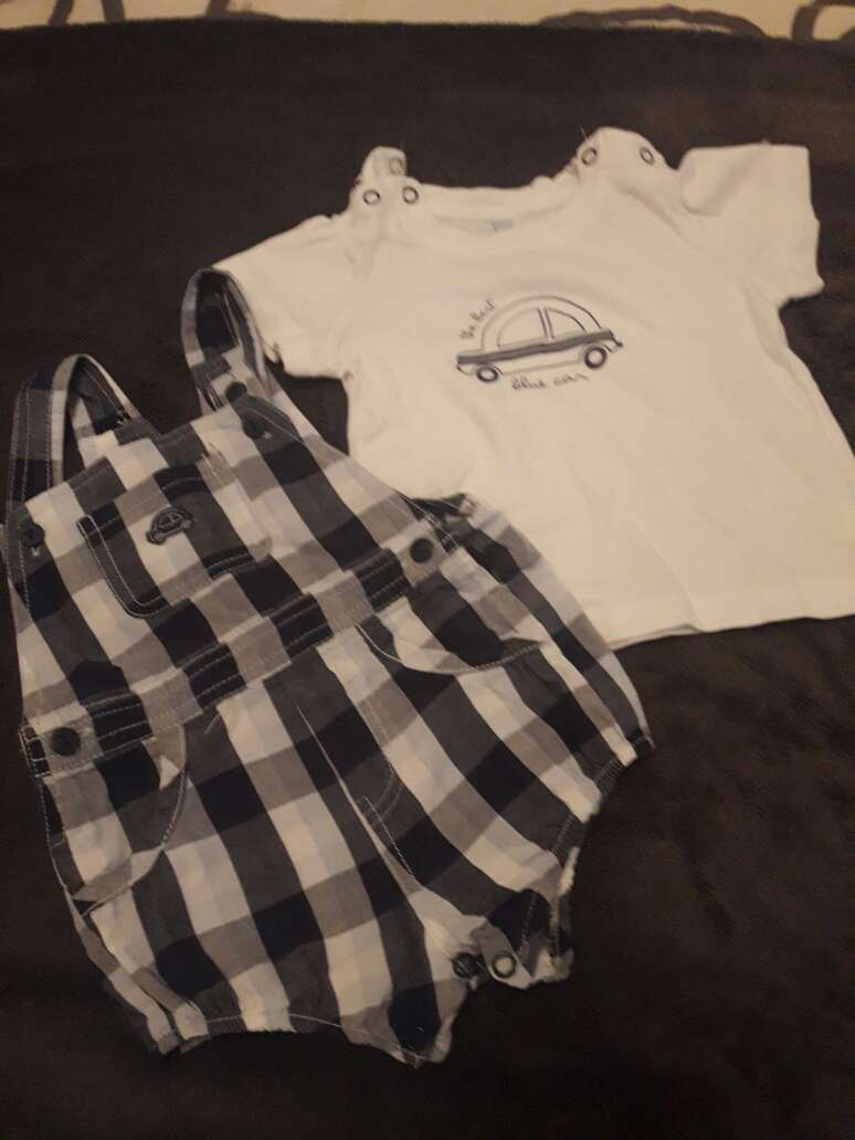 Imagen Ropa bebé