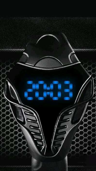 Imagen producto Reloj LED Cobra 3