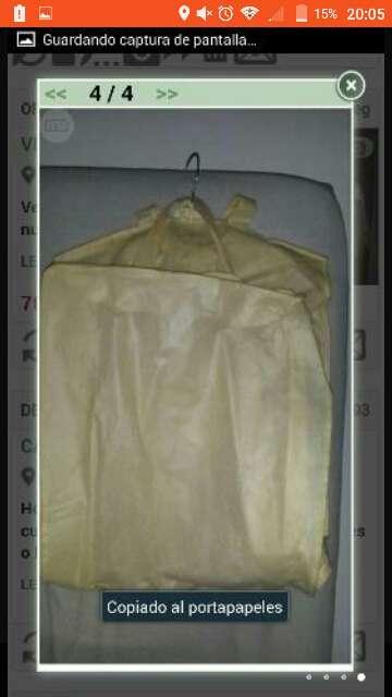 Imagen producto Traje de bautizo nuevo 3