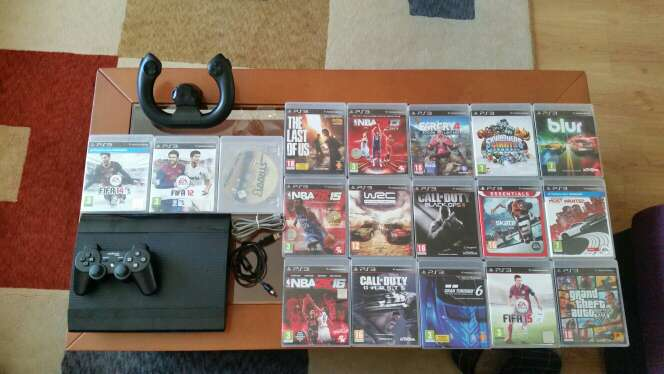 Imagen producto Play Station PS3 4