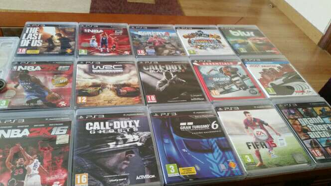 Imagen Play Station PS3