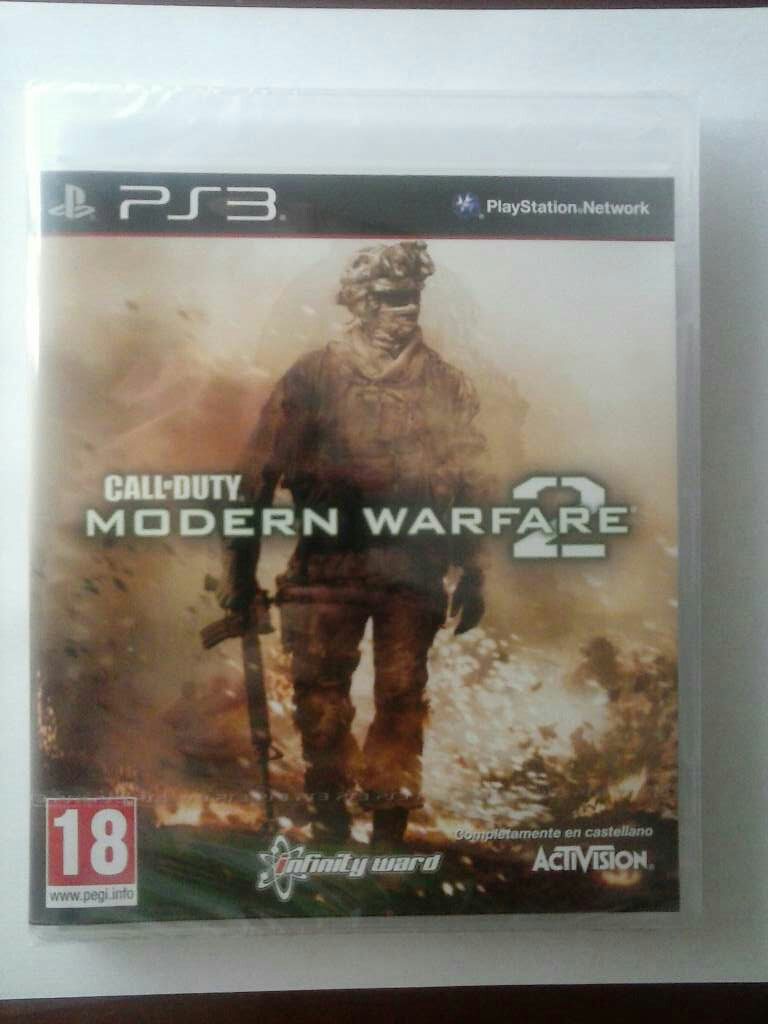 Imagen producto Call of Duty: Modern Warfare 2 2