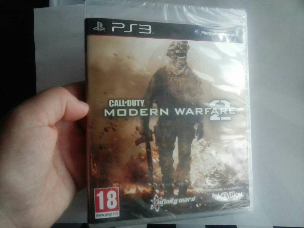 Imagen Call of Duty: Modern Warfare 2