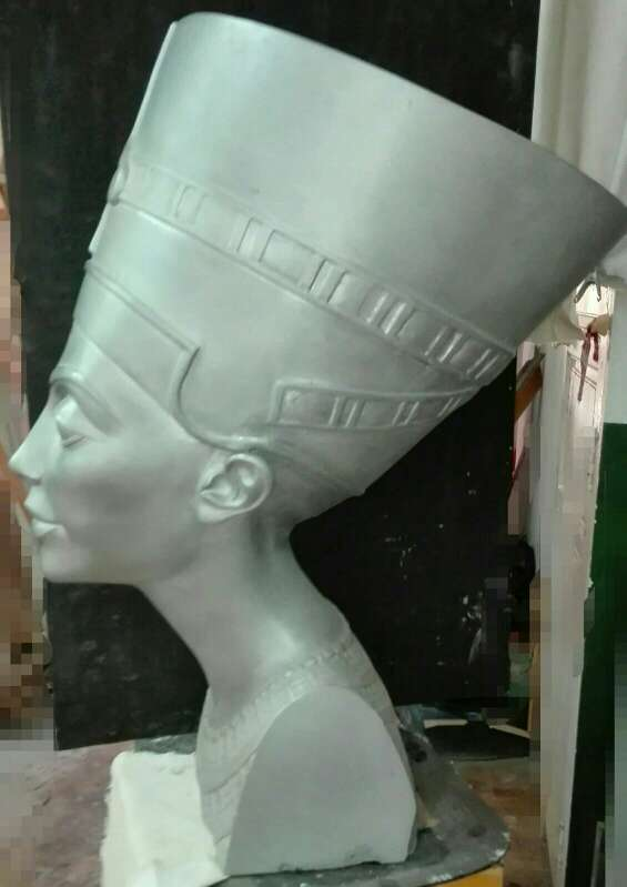 Imagen producto Busto de Nefertiti 2
