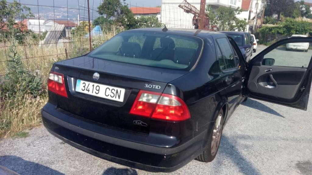Imagen Saab 9.5 diésel vendo o cambio