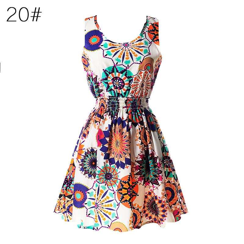 Imagen producto Vestido Mandalas 3