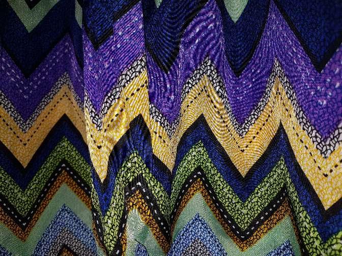 Imagen producto Vestido zig-zag 2