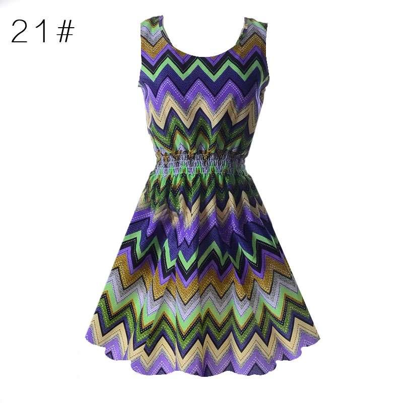 Imagen producto Vestido zig-zag 3