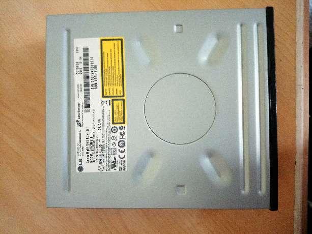 Imagen Grabadora DVD LG GH20ns10 SATA