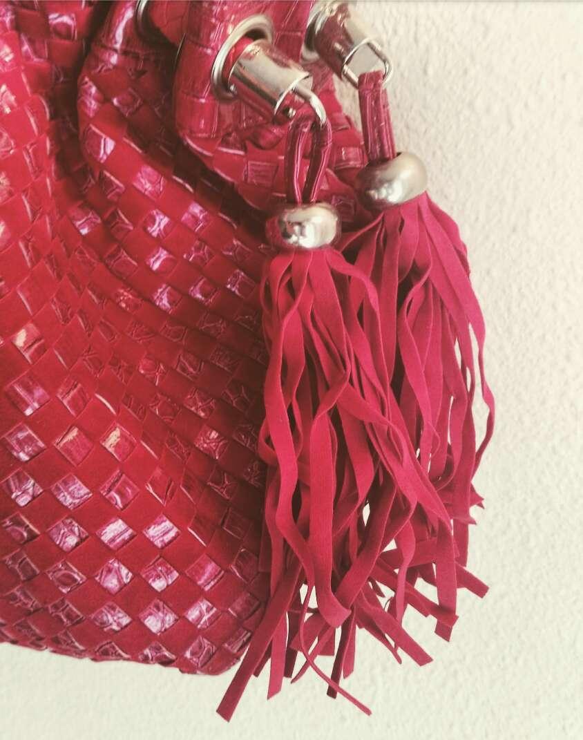 Imagen producto Bolso rojo. 3
