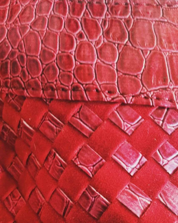 Imagen producto Bolso rojo. 4