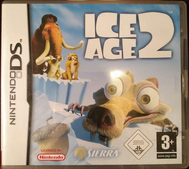 Imagen Juego Nintendo DS - Ice Age 2