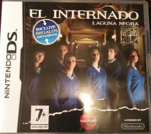 Imagen Juego Nintendo DS - El Internado Laguna Negra