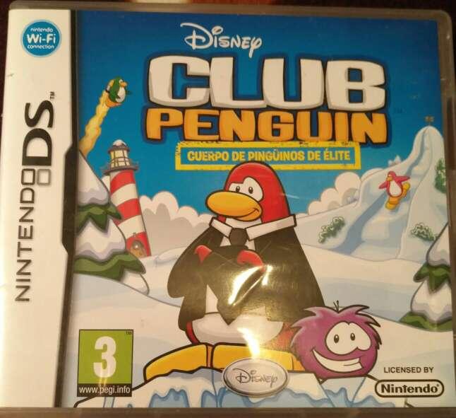 Imagen Juego Nintendo DS - Club Pingüino