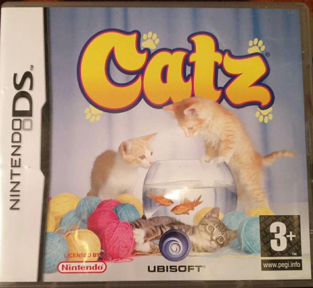 Imagen Juego Nintendo DS - Catz