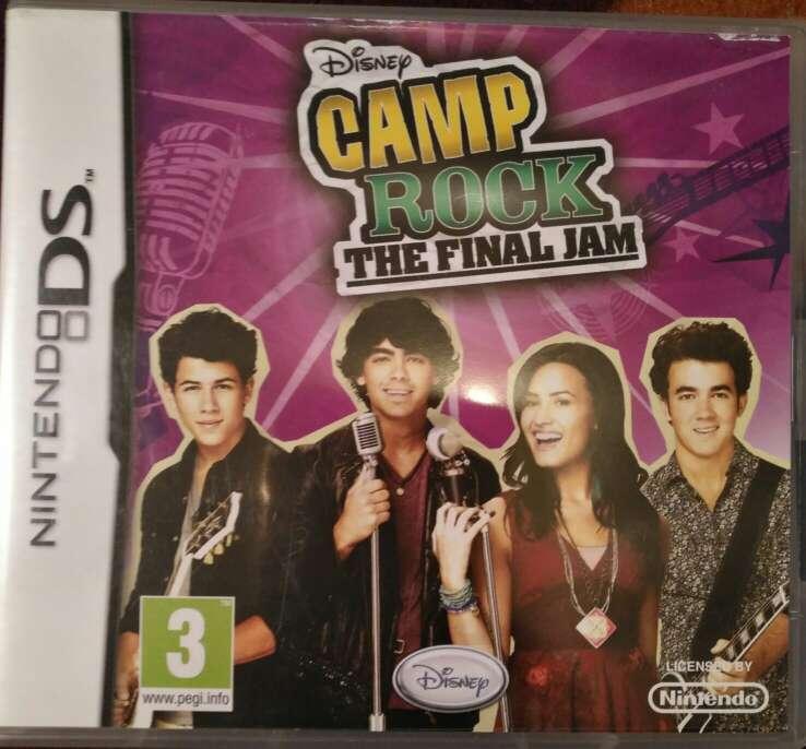 Imagen Juego Nintendo DS - Camp Rock Final Jam