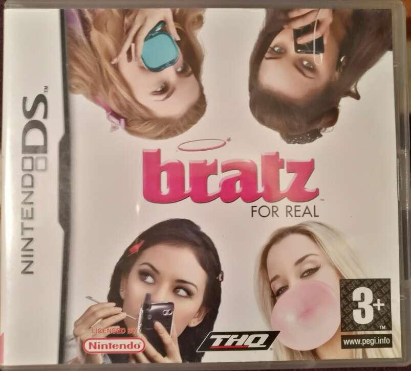 Imagen Juego Nintendo DS - Bratz for Real
