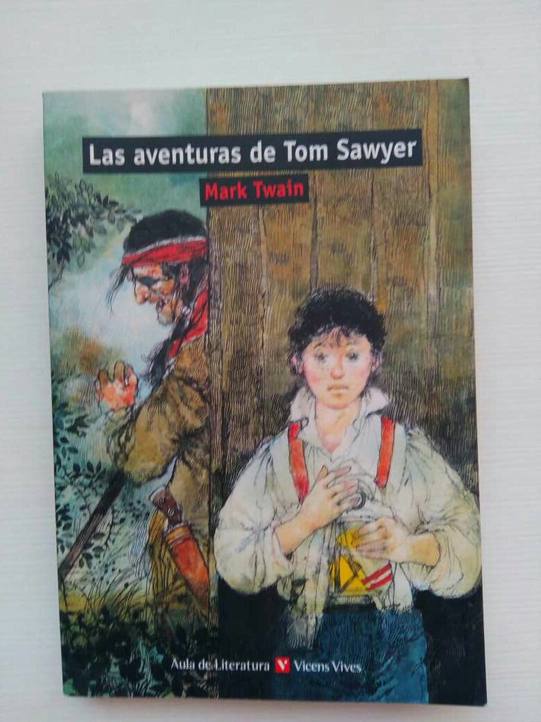Imagen Las aventuras de Tom Sawyer