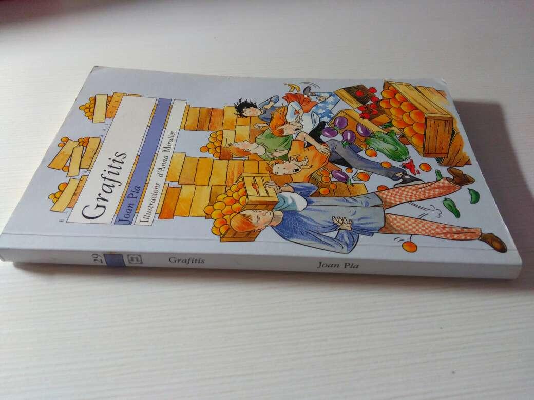 Imagen producto Libro de lectura: Grafitis 3
