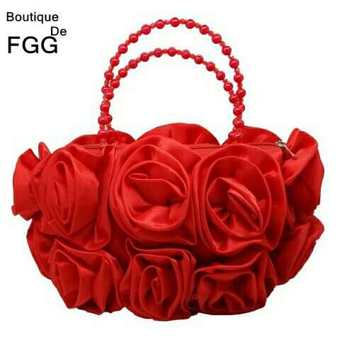 Imagen Women Rose Handbag
