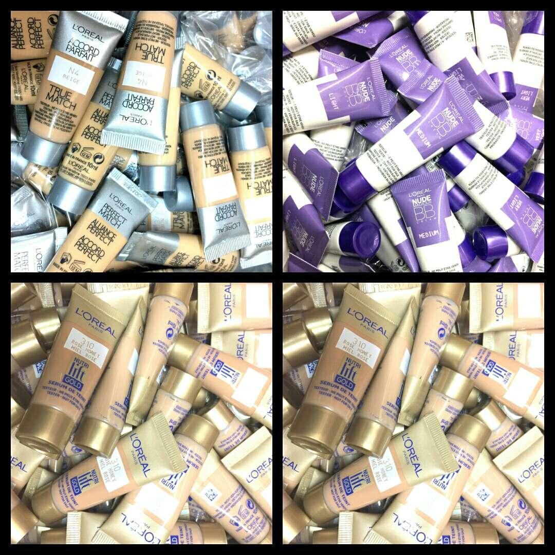 Imagen producto Maquillaje Max Factor, Loreal, Rimmel 2